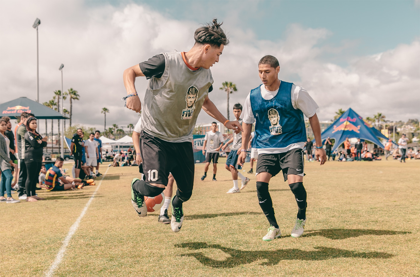 Neymar Jrs Five San Diego