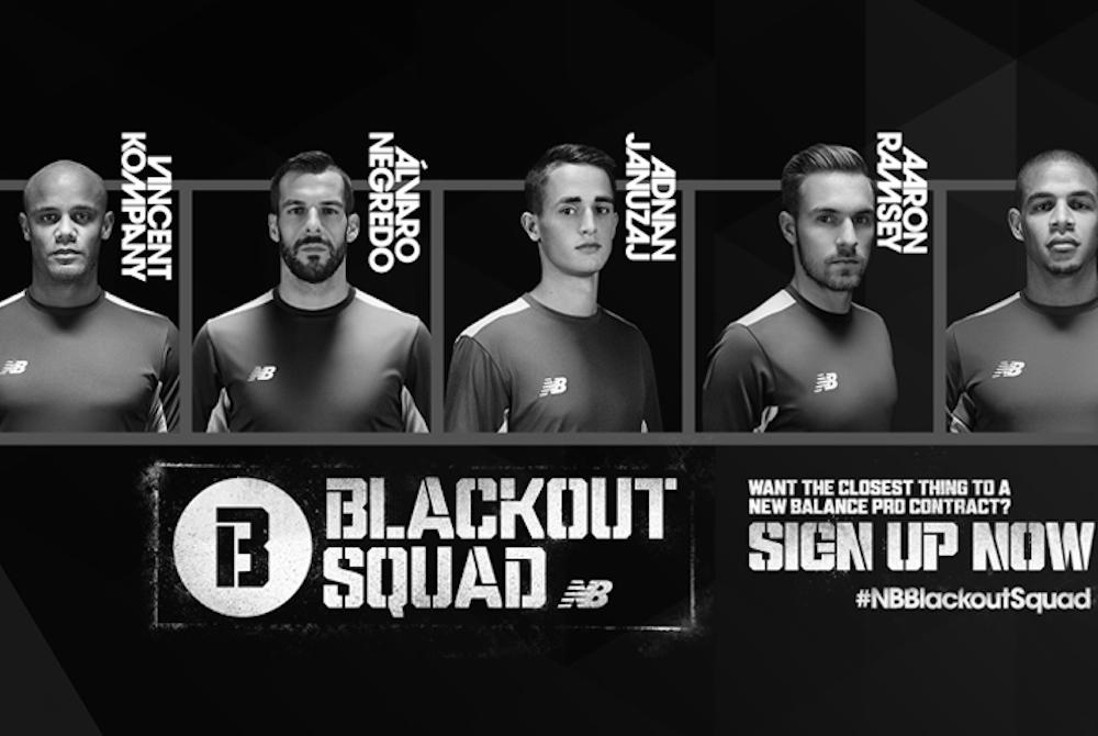 new balance 996 blackout