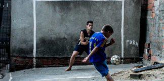 street football Brazil
