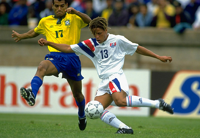 Cobi Jones World Cup
