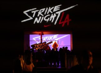 Nike Strike Night LA