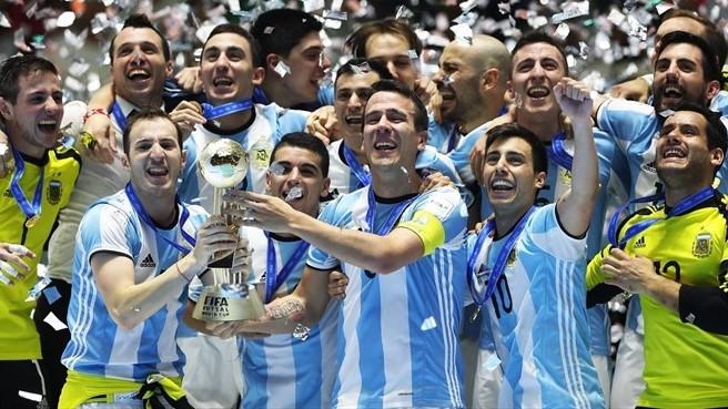 Argentina futsal