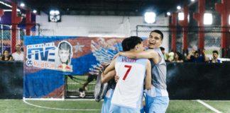 Neymar Jr's Five Victory FC