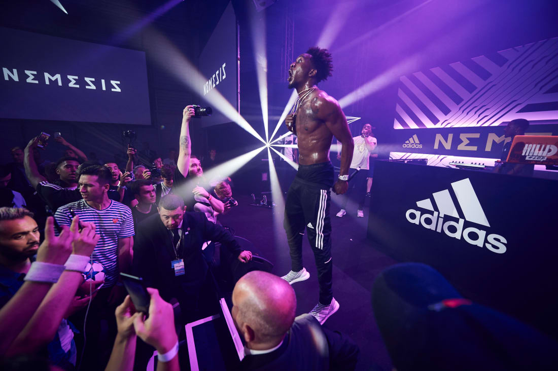 Hip-Hop and the Beautiful Game: The Top 5 Star-Powered Rap and