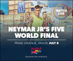 Neymar Jr's Five World Final