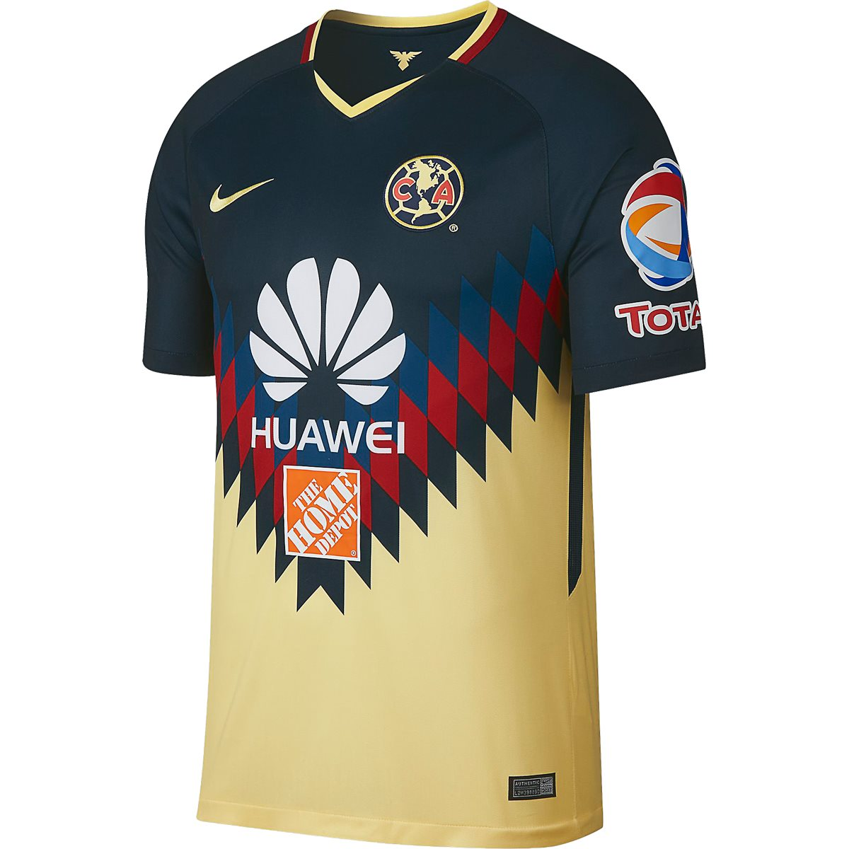 Club America Home Kit 17-18 d19d45ae6