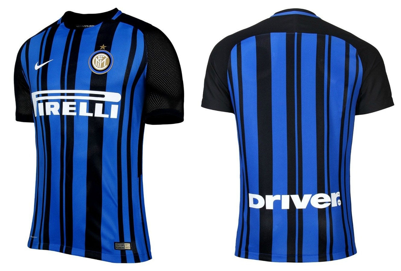 Inter Milan Home Kit 17-18