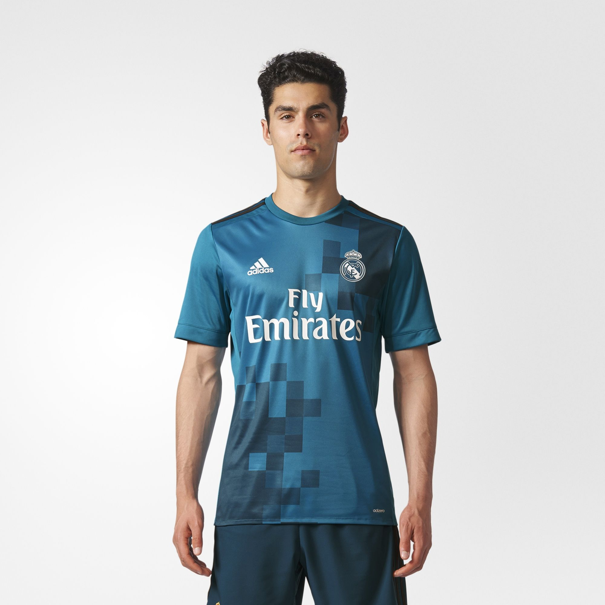 Real Madrid Alternate Kit 17-18
