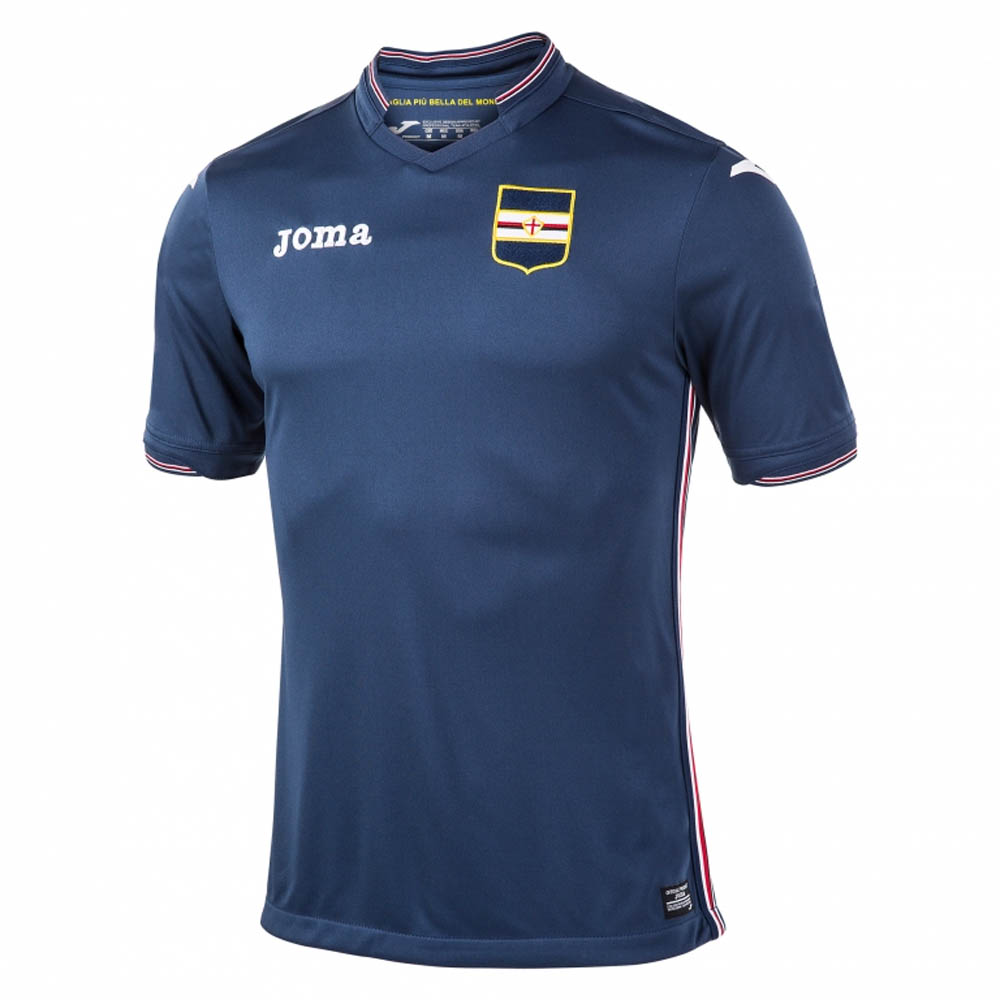 Sampdoria Alternate Kit 17-18