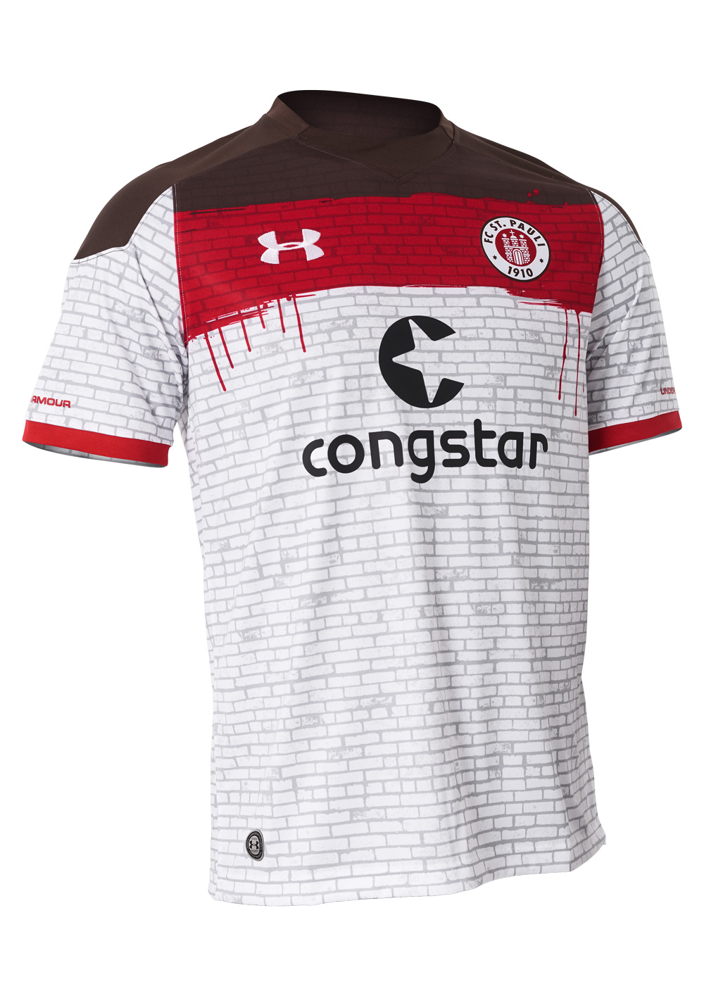 St. Pauli Away Kit 17-18