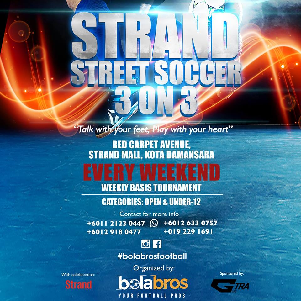 freestyle football events strand street soccer