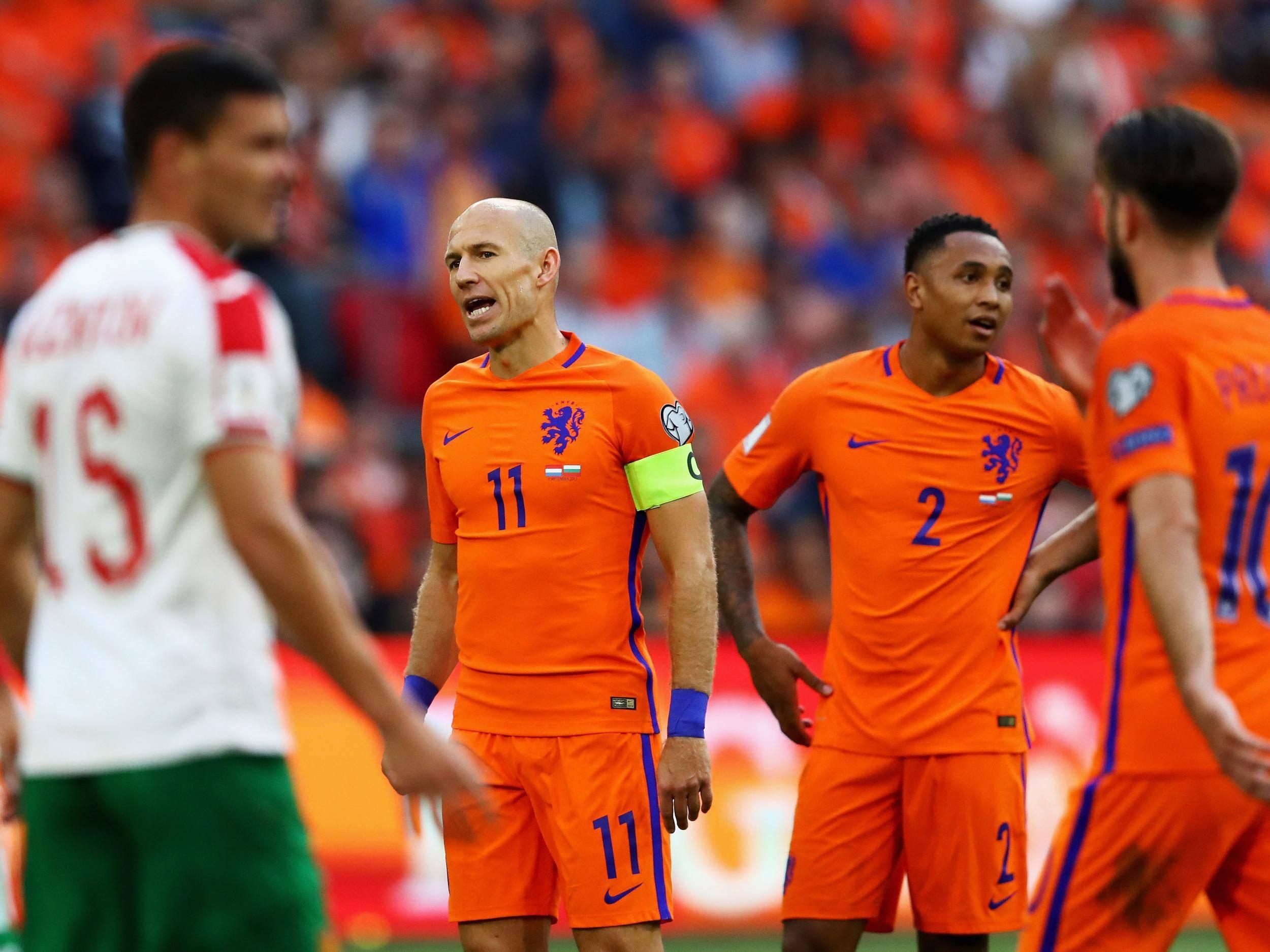 netherlands world cup 2018