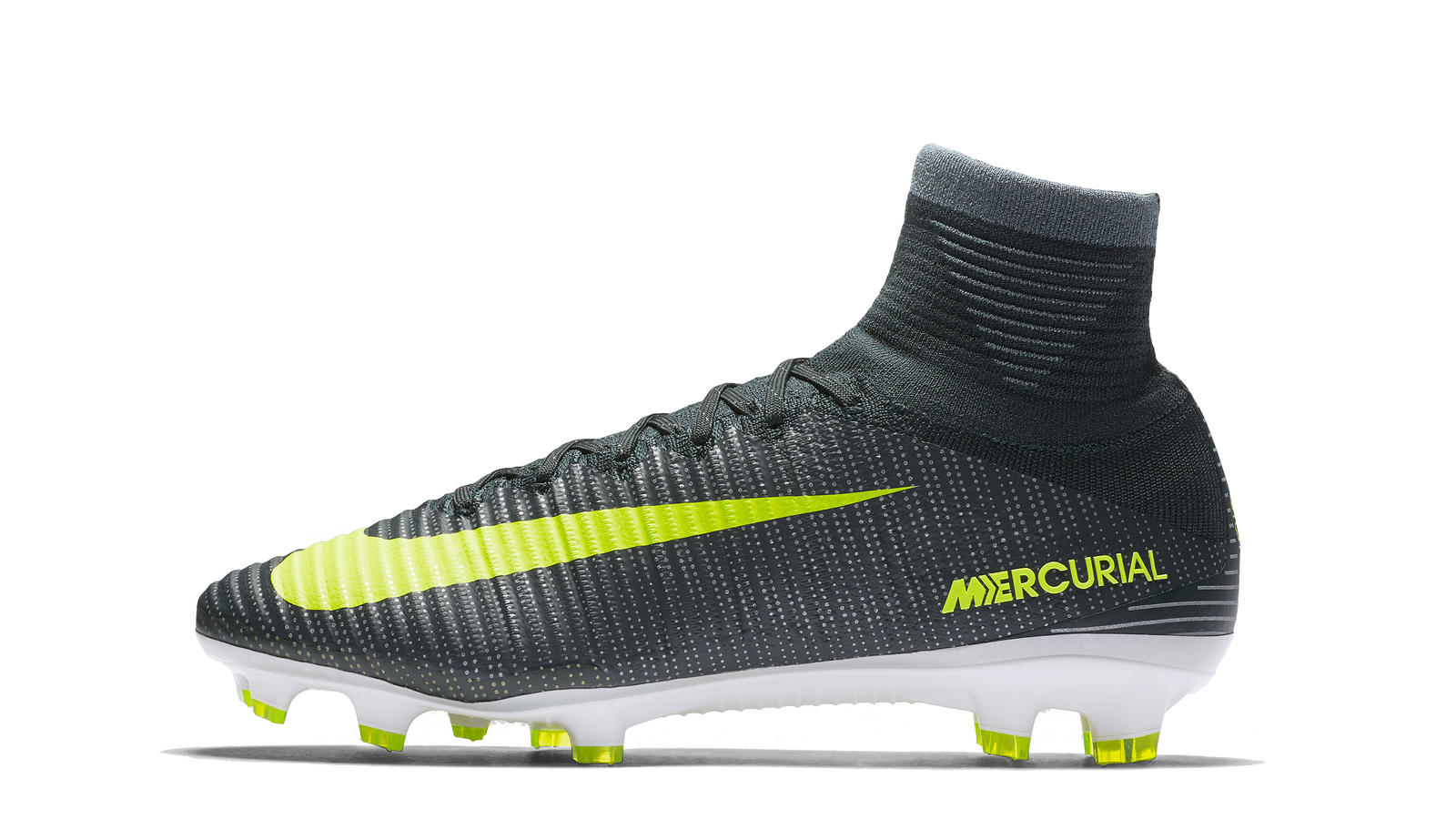 Nike Mercurial Victory V CR7 Junior Firm Ground Football Boots