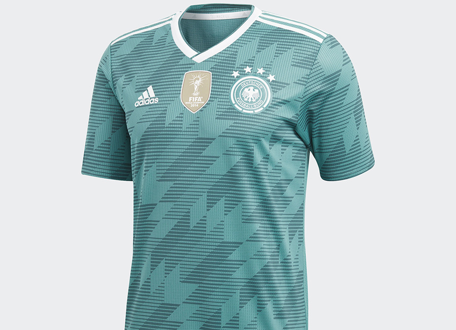 Germany 2018 Away Kit