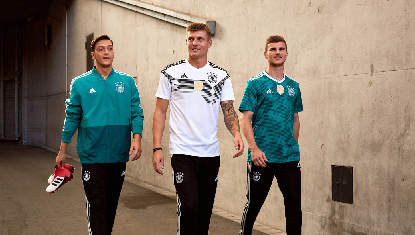 866ea9b3ccb The Good, the Bad, and the Ugly: 2018 World Cup Kit Edition - Urban ...