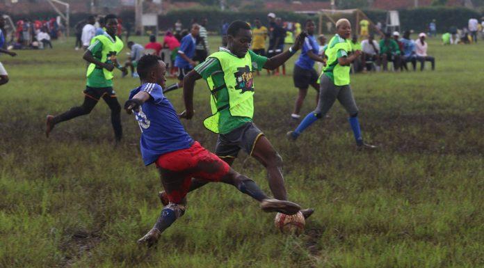 kenya football