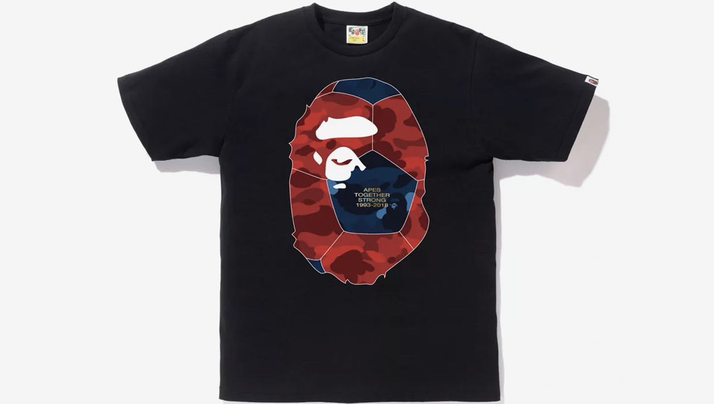 bape football collection