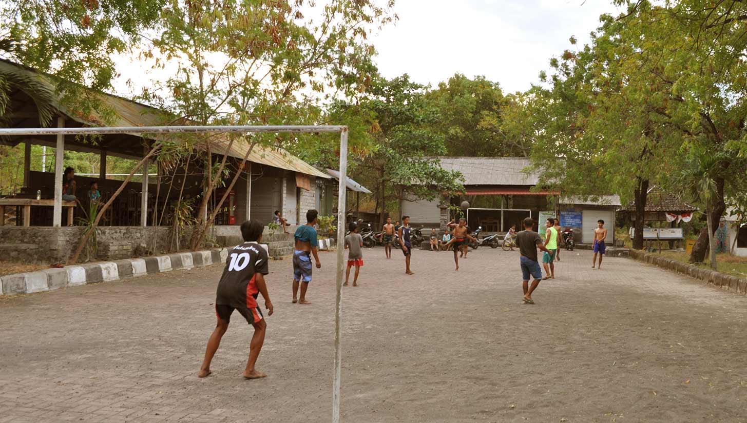bali street football