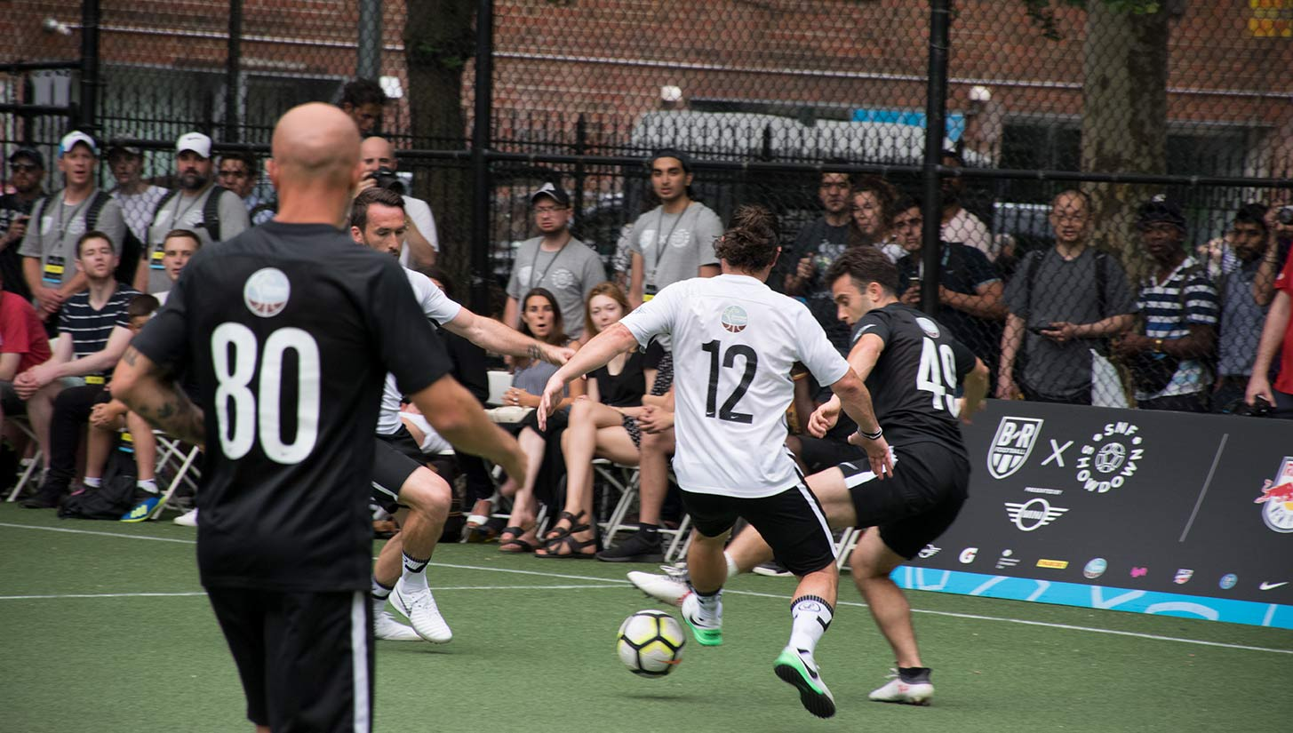 steve nash soccer