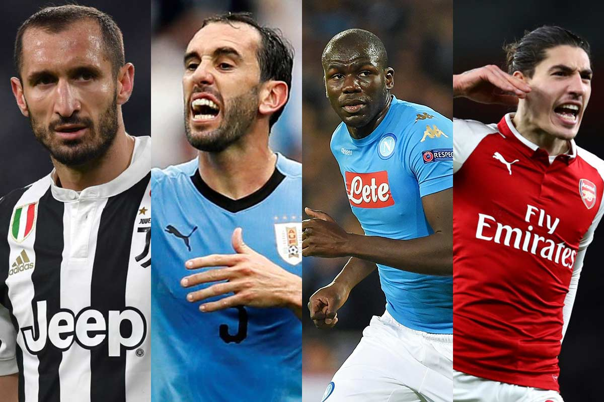 The Best Starting XI From Each of the World's Top Football ...