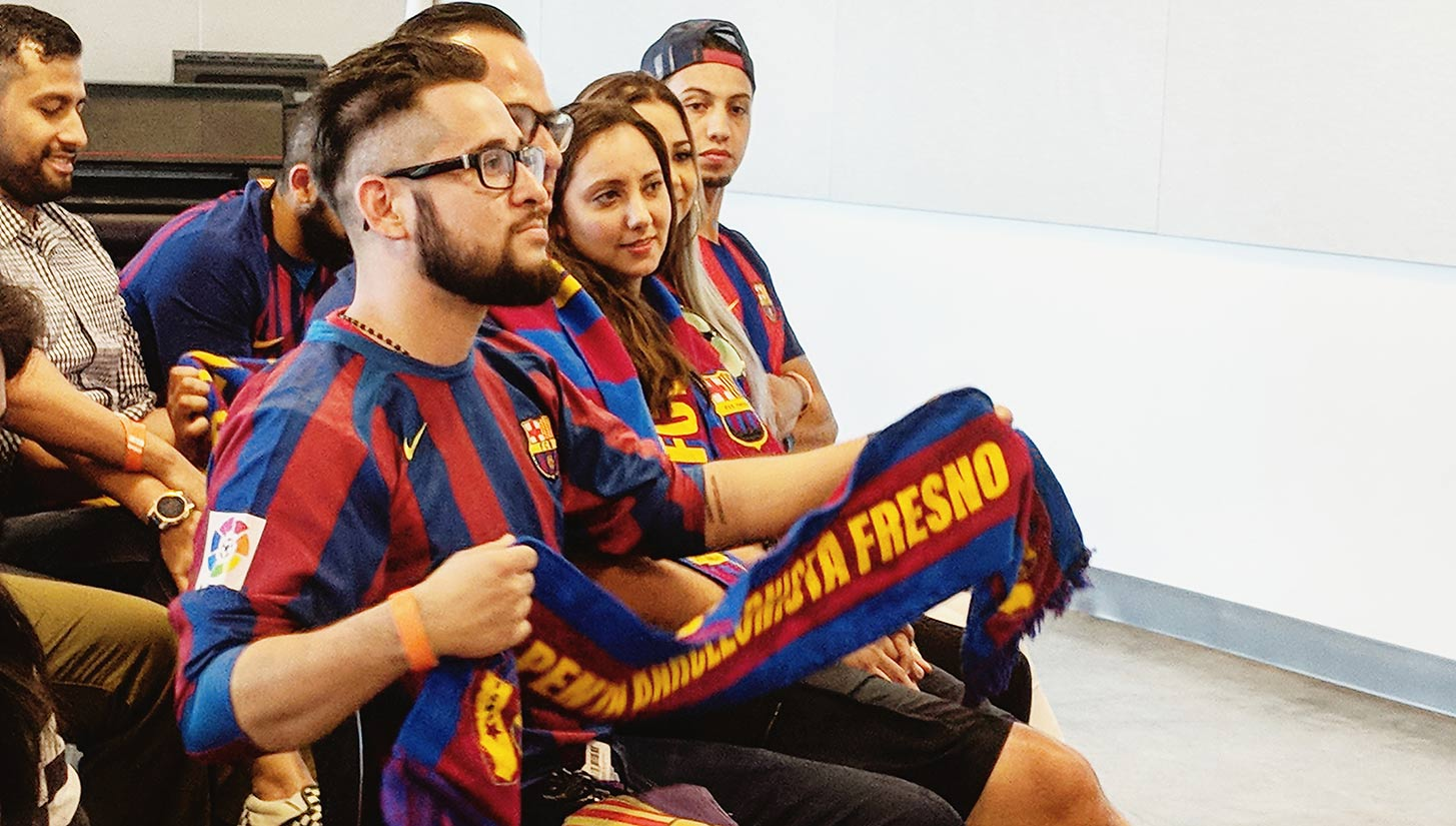 fc barcelona los angeles