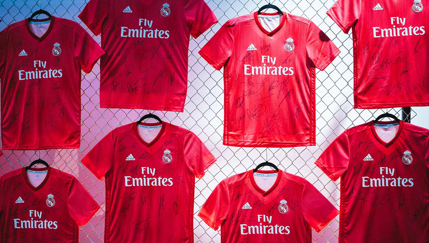 lowest price ce3ac 12120 adidas x Parley Unveil Stunning Real Madrid Third Kits in ...