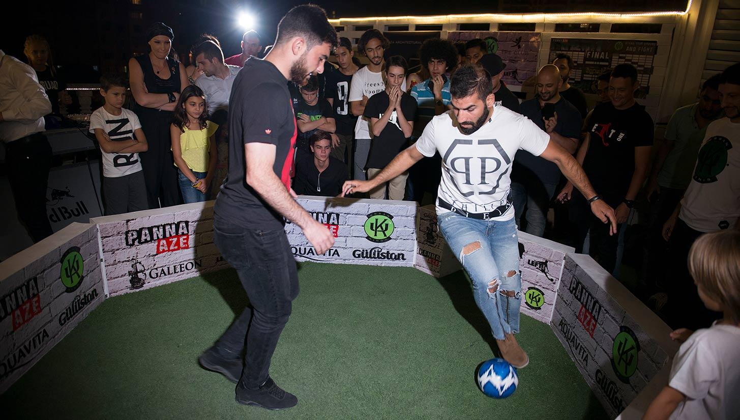 street football azerbaijan