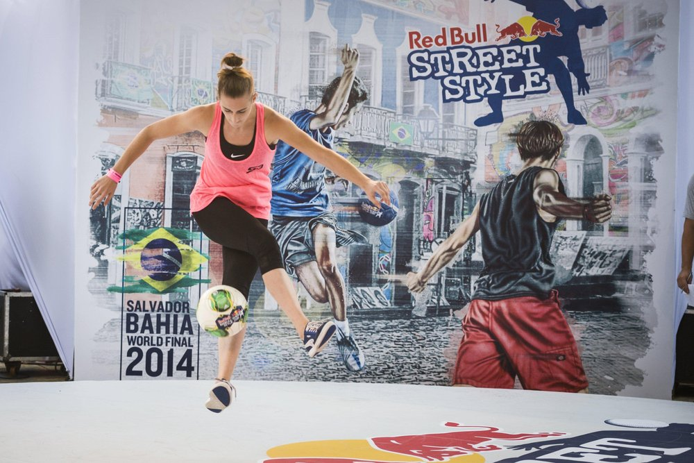 red bull street style