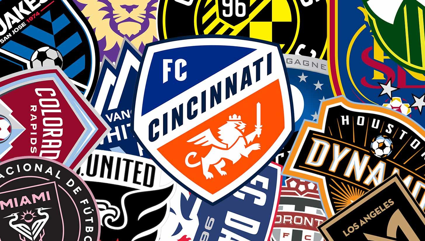 Where Does Fc Cincinnati S New Crest Rank Amongst The Rest
