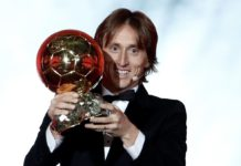 luca modric ballon d'or