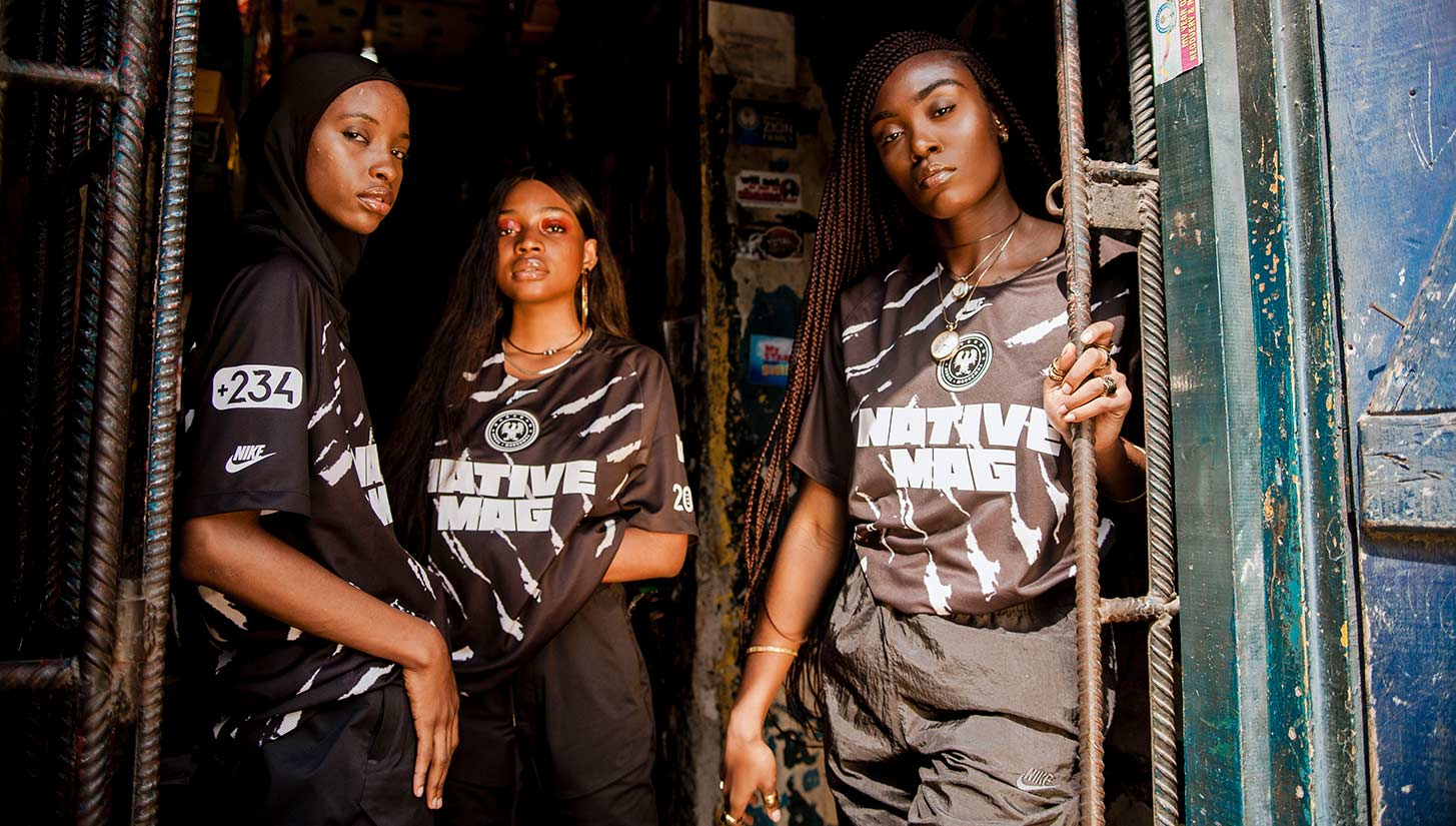 2ab3f627ad5 The Nike x The NATIVE Football Shirt Doubles Down on Naija - Urban Pitch