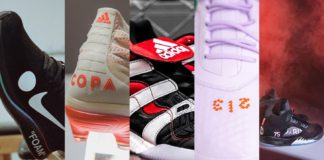 bebf460e6e3 The Year in Review  The Best Football Boot and Sneaker Releases.