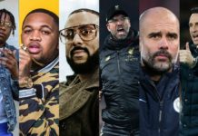 football and hip hop