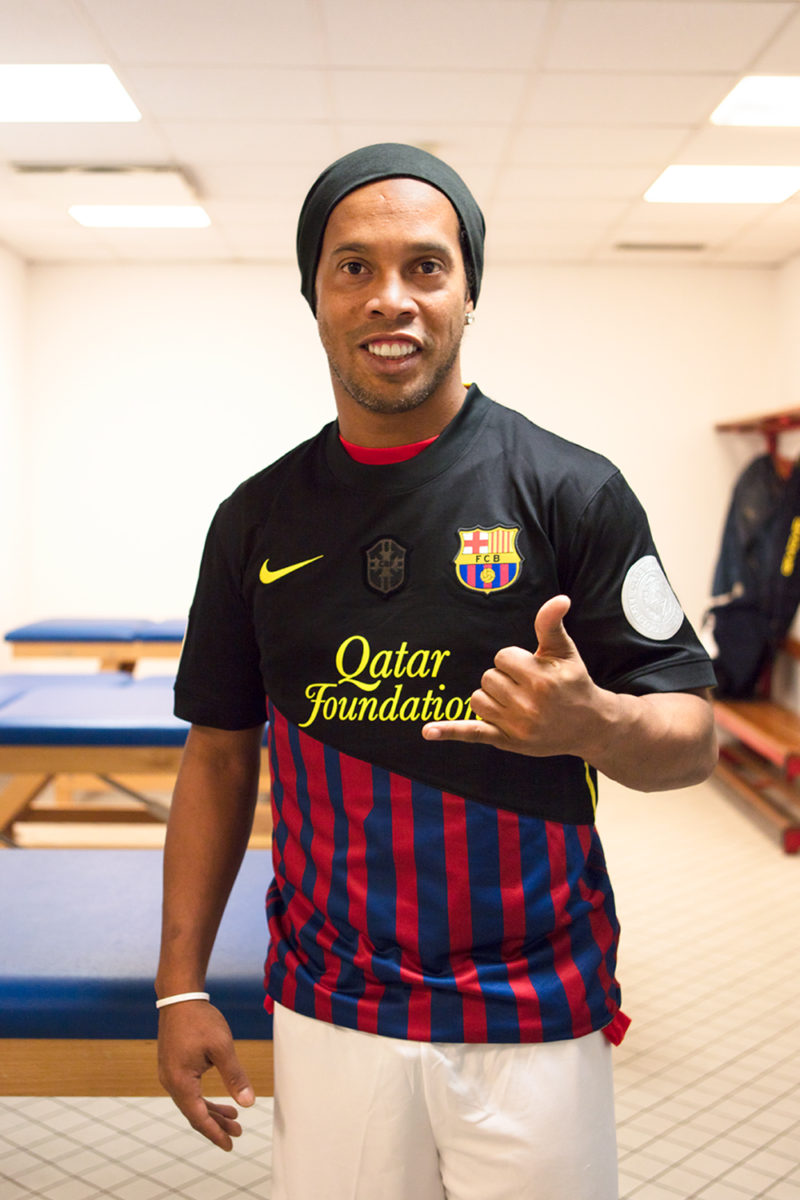 ronaldinho blood in blood out