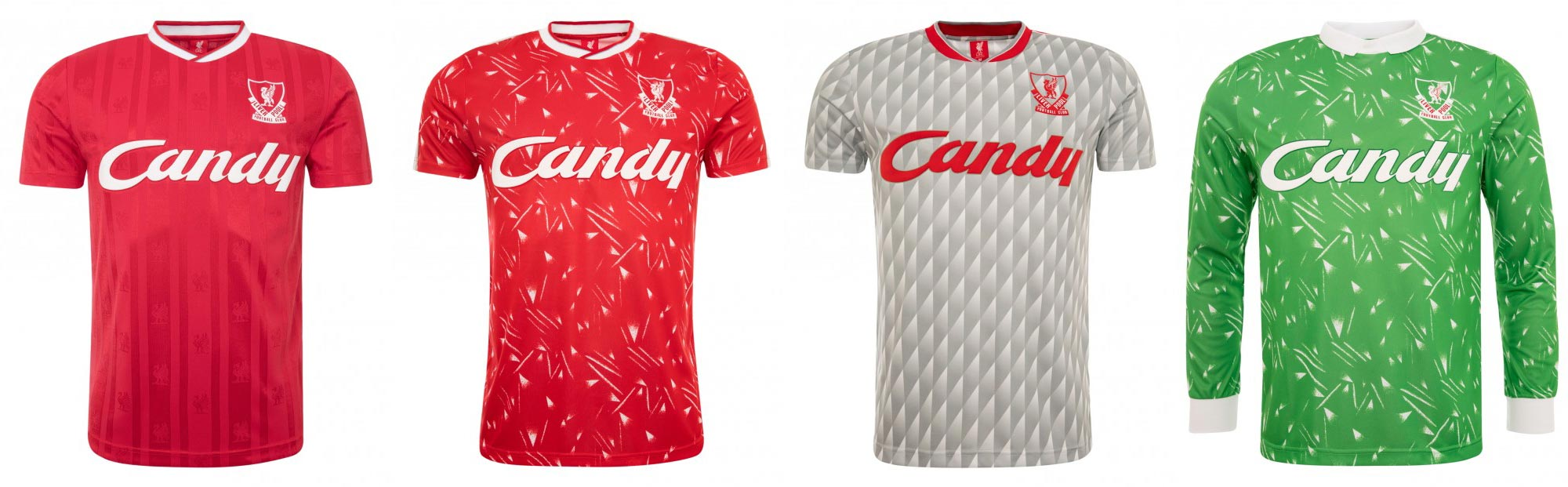 new style 365c3 80c9d Liverpool Brings Back Their Most Celebrated Kits in New ...