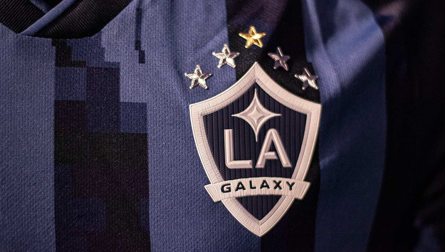 41bde9bcdb8 Heard on the Street  At the LA Galaxy  Midnight Navy  Kit Unveiling ...