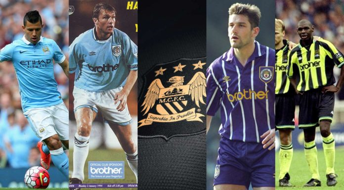 best manchester city kits