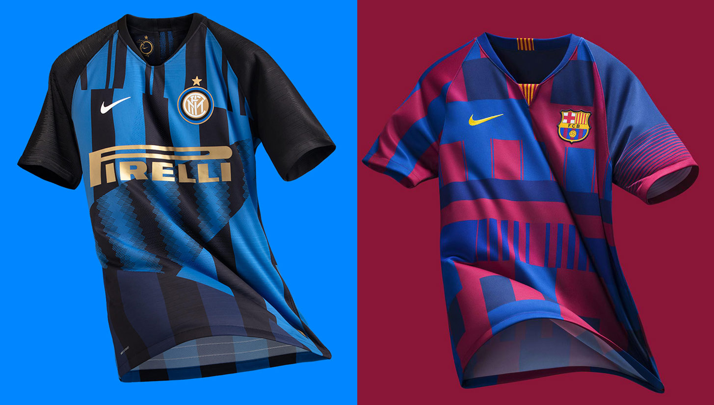 new product 902ec d684a Dope Or Nope: Comparing Nike's 20th Anniversary Mashup Kits ...