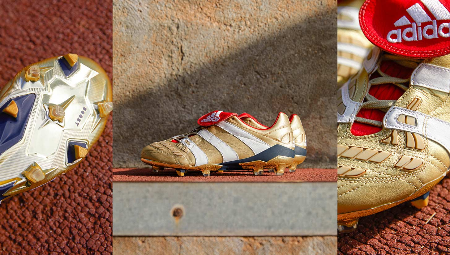 61c90f55212 adidas Celebrates 25 Years of the Predator With a Stunning New Archive Pack
