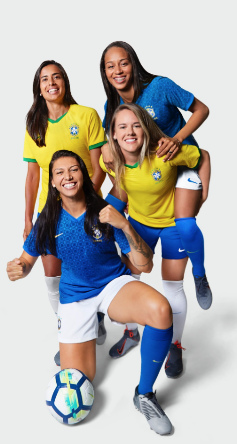 official photos 18243 ca945 Nike-Brazil-womens-world-cup-kit - Urban Pitch