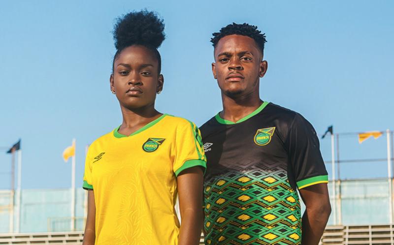 huge sale d1ab3 55413 Umbro-Jamaica-womens-world-cup-kit - Urban Pitch