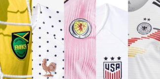 a4ccbae5dae A Definitive Ranking of the 2019 FIFA Women s World Cup Kits.