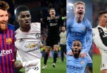 2019 uefa champions league