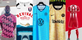 non league kits