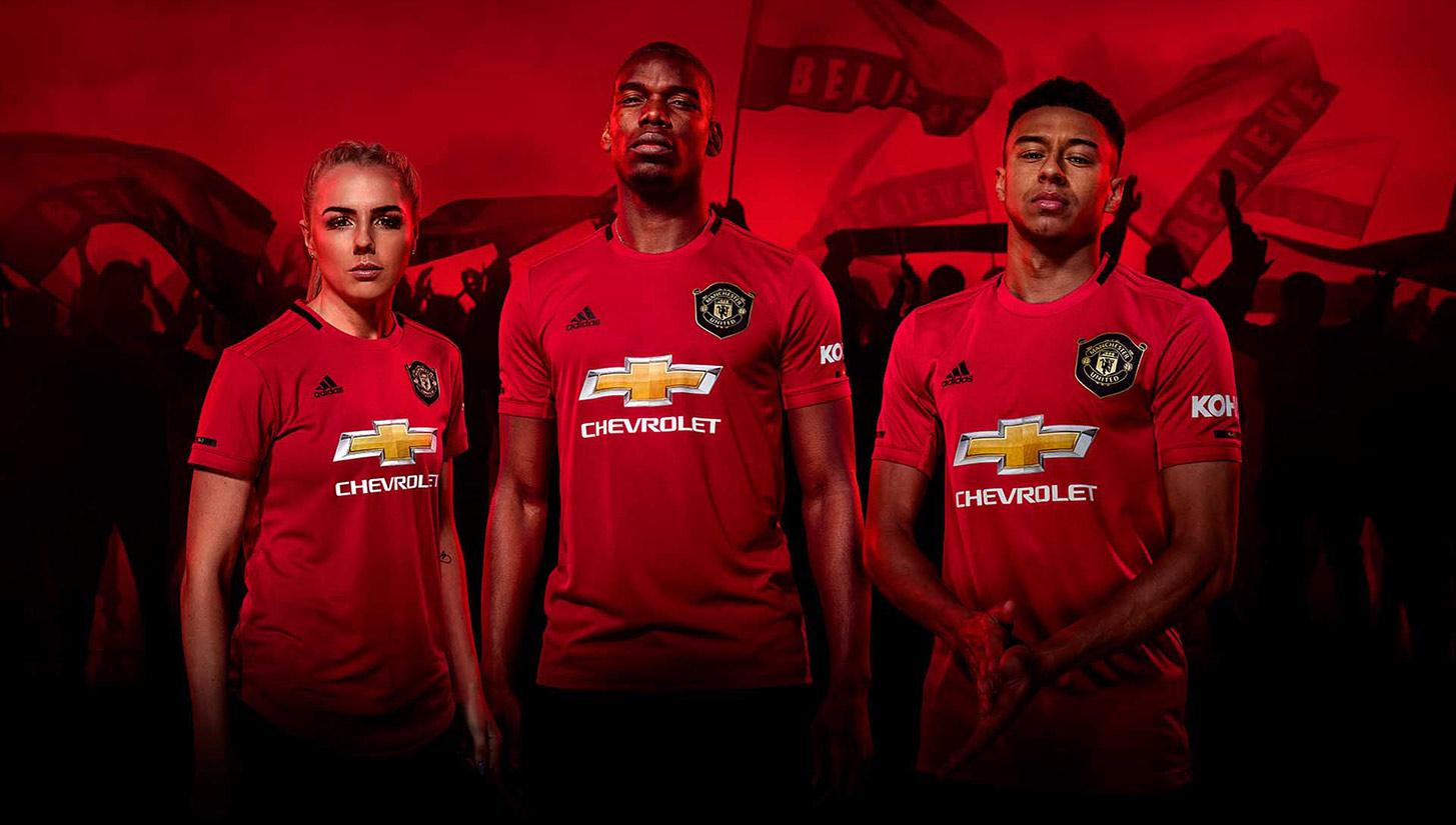 manchester united kits