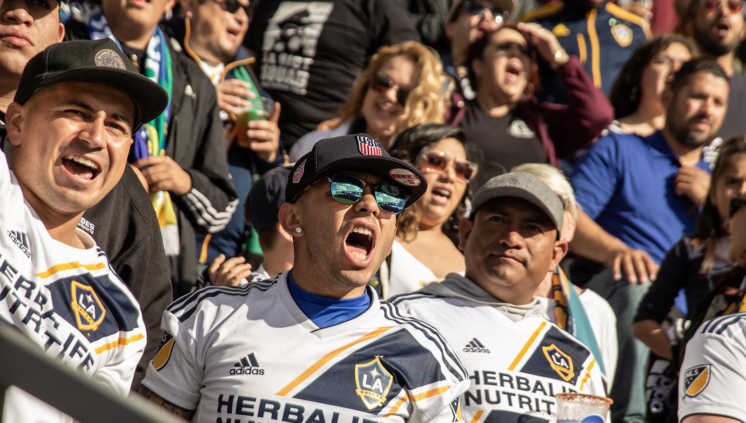 la galaxy supporters