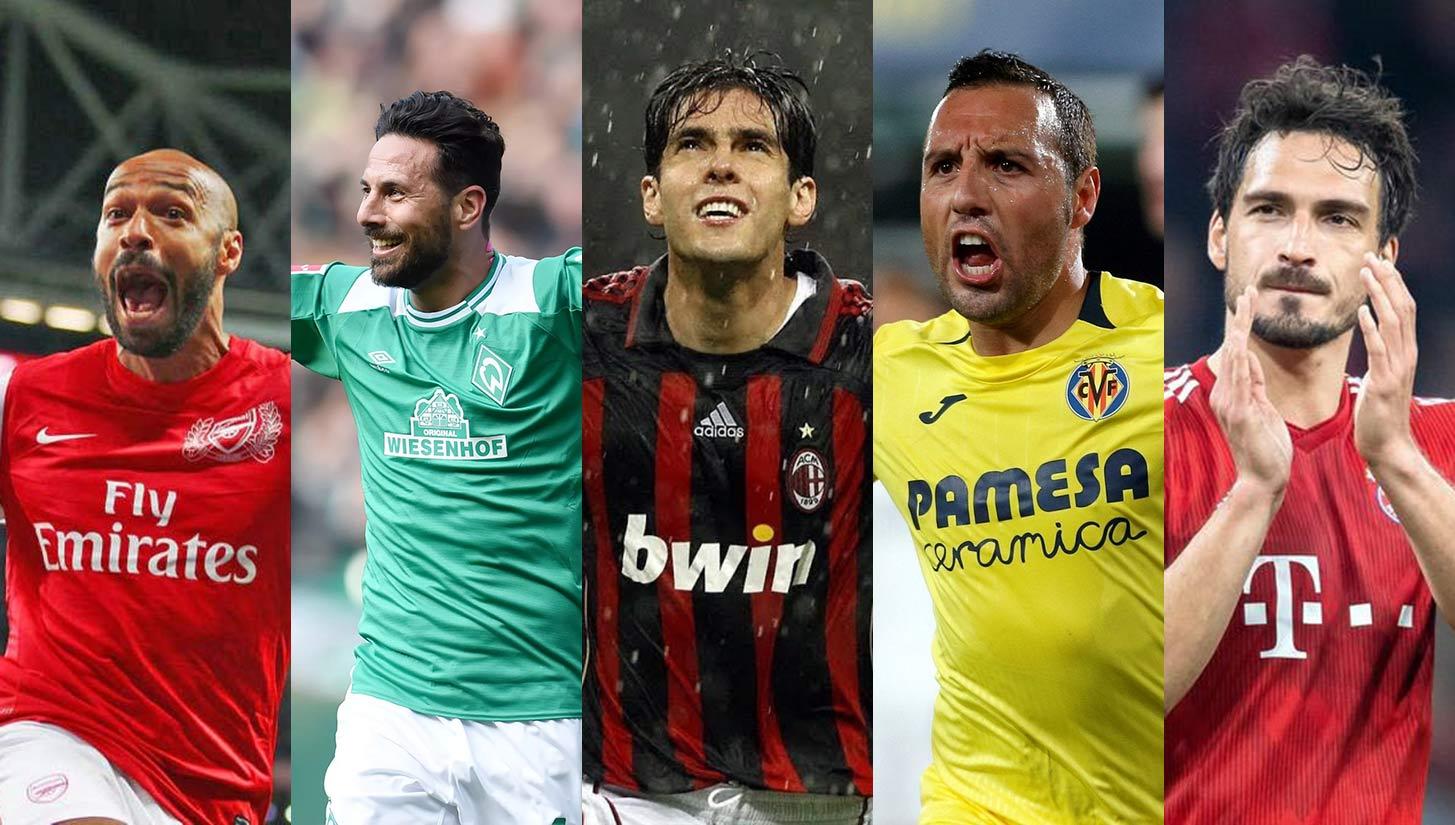 footballer second stints