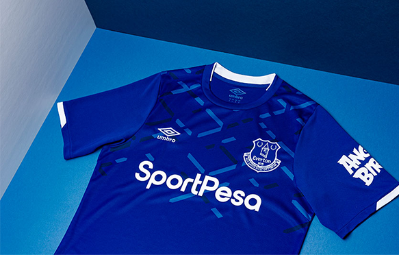 Everton Home 19-20
