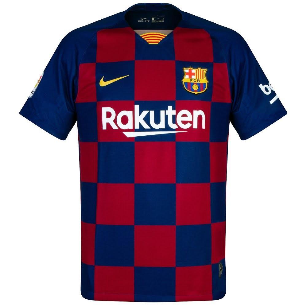 Barcelona Home 19-20