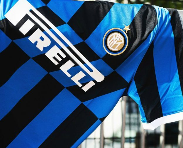 Inter Milan Home 19-20